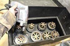 THORS SILVER LINE HOLE DRILL SET DRILL PRESS NICE
