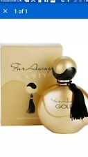 Avon Far Away Gold eau de parfum 50ml New and boxed RRP £13 FREE POSTAGE
