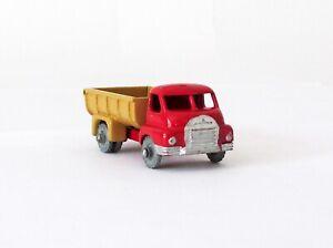 Vintage Lesney Moko Matchbox #40 Bedford 7 Ton Tipper METAL WHEEL NEAR MINT 1957