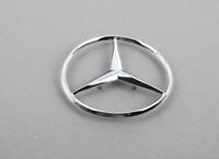 Neu Original Mercedes-Benz W124 W202 Hinten Kofferraum Kofferraumdeckel Emblem