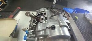 1985 YZ125 Bottom End Engine with New Clutch and Con Rod