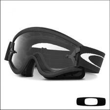 Maschera occhiale cross enduro Oakley L Frame per portatori di occhiali Nero opa