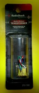 RadioShack® Audio Output Transformer P/N 273-1380 - 1K to 8 ohms