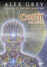 CoSM the Movie - Alex Grey & the Chapel of Sacred Mirrors (2010, DVD)