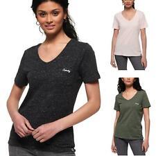 Superdry Women's Orange Label Essential V-Neck T-Shirt