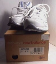 New Balance 558 Women's Walking Shoes Size US 9  M White Blue And Gray USA Made