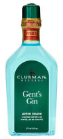 Clubman Reserve Gent's Gin AfterShave Lotion Cologne 6 oz.