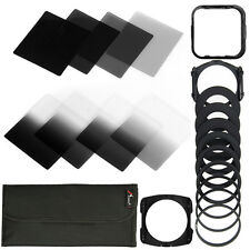 20in1 Density ND Filter Kit 49-82mm Adapter for Cokin P Set LF292
