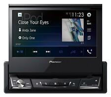 Pioneer AVH-A7100BT CD/DVD/MP3-Autoradio Touchscreen Bluetooth USB iPod AUX