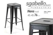 Sgabelli industriali in vendita ebay
