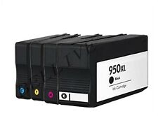 4 CARTUCCE COMPATIBILE PER HP 950XL 951XL CON STAMPANTE OfficeJet Pro 8600 Plus