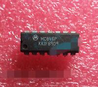 1PC MC846P Encapsulation:DIP-14,INTEGRATED CIRCUITS