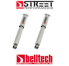 "82-04 S10/Sonoma 2WD Street Performance Rear Shocks for 0"" - 3"" Drop (Pair)"