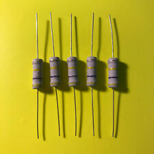 2W 5% AXIAL METAL OXIDE RESISTORS 5 PIECES YOU PICK VALUE USA