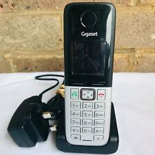 Siemens Gigaset C300 Additional Cordless Phone with Charging Base - UNTESTED