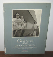 Robert Adams Our Lives and Our Children Rocky Flats Street Photographs PB