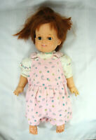 Ideal Baby Crissy Doll Long Growing Pullstring Ponytail Red Hair 24in 1972 1973