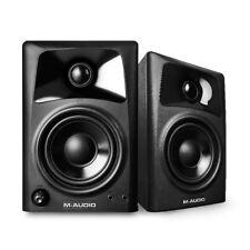 M-AUDIO AV32 coppia casse speaker diffusori monitor studio attivi master/slave