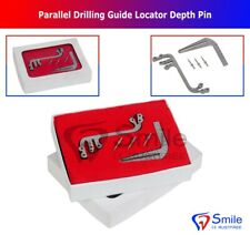 Dental Implant Surgical Parallel Drilling Guide Locator Depth Pin Gauge UK CE