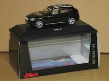 Schuco 1/43 BMW X1 (E84) in saphir schwarz met. Art. 450719600 lim. 1000 Stück