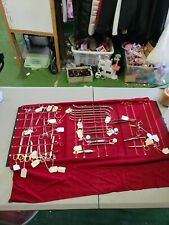 Vintage Lot 30 Surgical Instrument Tweezers Scissors Pliers Elmed Germany Martin