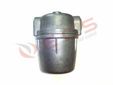 Filtro gasoil 3/8 vaso aluminio