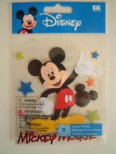 DISNEY DIMENSIONAL STICKERS - MICKEY MOUSE WALKING