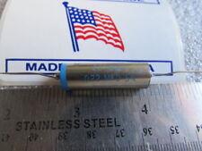 .022uF 200V 5% Tex-Cap Teflon Flourocarbon Hi End Nickle plated Capacitor Audio