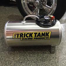 7-Gallon Trick Tank Portable Aluminum Air Tank with Pressure Gauge & Tire Chuck