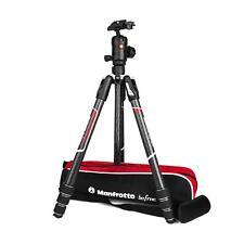 Manfrotto Befree GT Carbon Kit Twist Kamerastativ Stativ Kugelkopf Kohlefaser