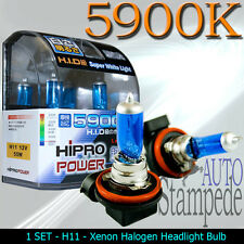 H11 12V 55WATT 5900K XENON HID FOG LIGHT - H11