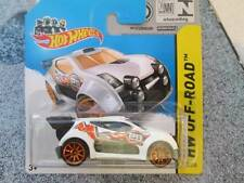 Hot Wheels 2014 # 110/250 Fast 4wd Blanco Hw Todoterreno BDC97 Lote D Primera