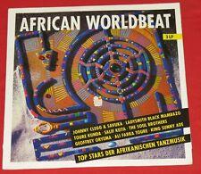 African World-Beat - 3 LP's  Soul Brothers, Chaba Fadela, Kante Manfila, Olomide