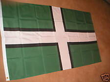 DEVON FLAG 8'X5'  BRAND NEW POST FREE IN UK