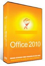 Microsoft Office 2010 Complete Video Training Series (All 6 Applications)