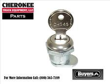Buyers Products 19CH545, 19 CYLINDER & CH545 KEY