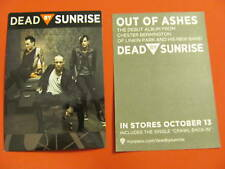 Dead By Sunrise Out Of Ashes Amp Bike Board Sticker