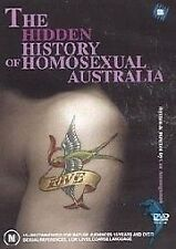 Hidden History Of Homosexual Australia (DVD, 2005) Brand New  Region Free
