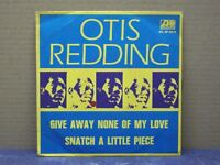 OTIS REDDING - GIVE AWAY NONE OF MY LOVE - 45 GIRI - MINT/MINT