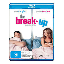 The Break-Up Blu-ray Brand New Region B Aust. - Jennifer Aniston, Vince Vaughn