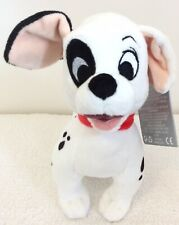 Disney Store, Patch 101 Dalmatians, small bean bag. Brand new, tags, genuine