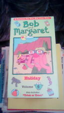 Bob and Margaret Volume 6 - Holiday / Trick or Treat (1997) VHS adult cartoons