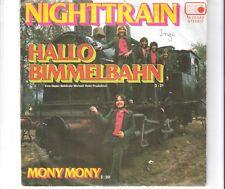 NIGHTTRAIN - Hallo Bimmelbahn (Boney M & Duck Sauce)