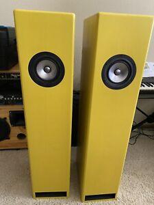 Pensil 10.3 Design Full Range Speaker Markaudio Alpair 10.3 Drivers