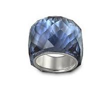 Swarovski Ring Nirvana montana   size 58   1104993    New