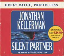 Silent Partner (Jonathan Kellerman) -- Abridged Audiobook -- 3 Compact Discs