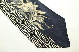 VALENTINI Silk tie Made in Italy F14846