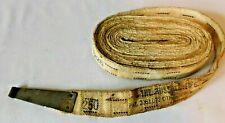 Vintage Wwii era Cloth Ammo Belt 250 rounds
