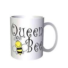 QUEEN Bee Giallo/Nero Divertenti Novità Tazza bb10