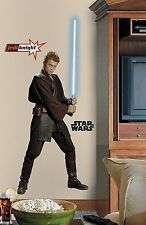 Roommates Star Wars Anakin Skywalker Peel and Stick Giant Wall Decal